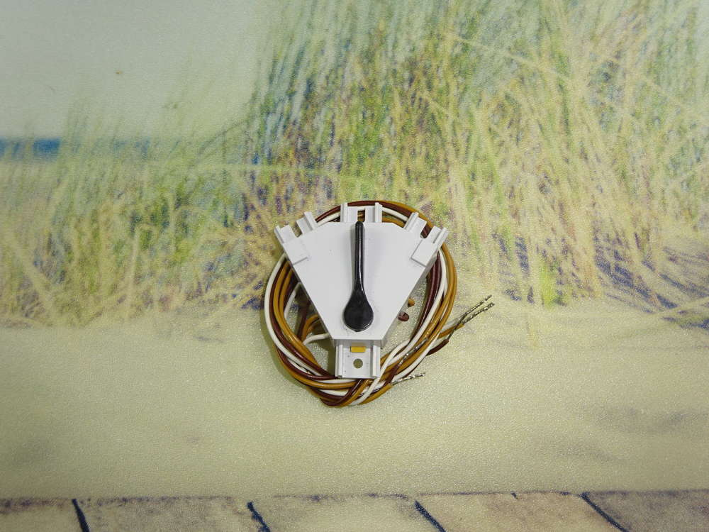 Fleischmann Gleisbild 3-wege Schalter