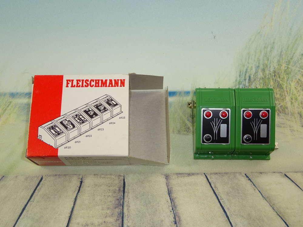 Fleischmann 6925 - 2 3-Wege Weichen Schalter OVP