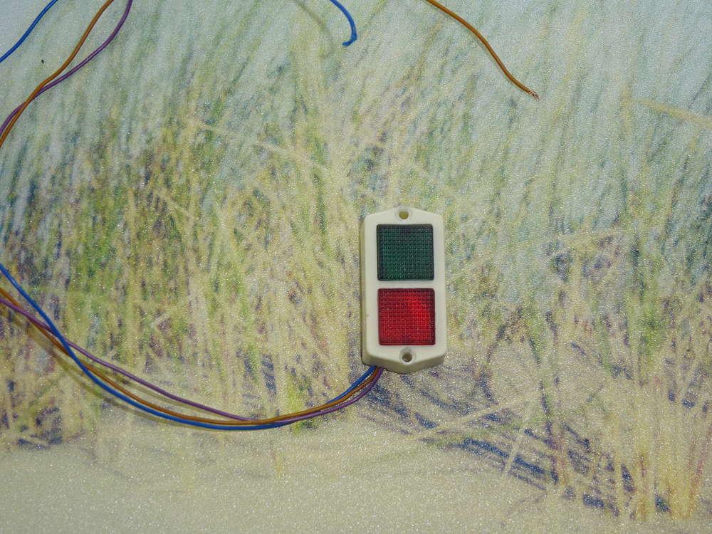 Arnold Gleisbild 7240 Doppelschalter f. Signale, Relais