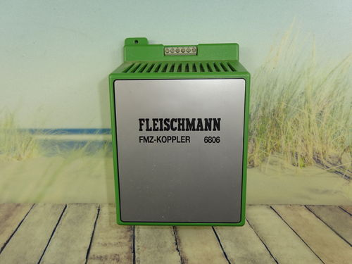 Fleischmann 6806 Digital Koppler FMZ